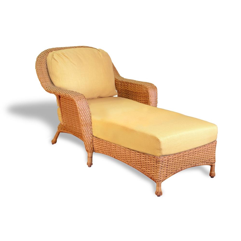 Lexington chaise lounge mojave rave lemon for Chaise snack