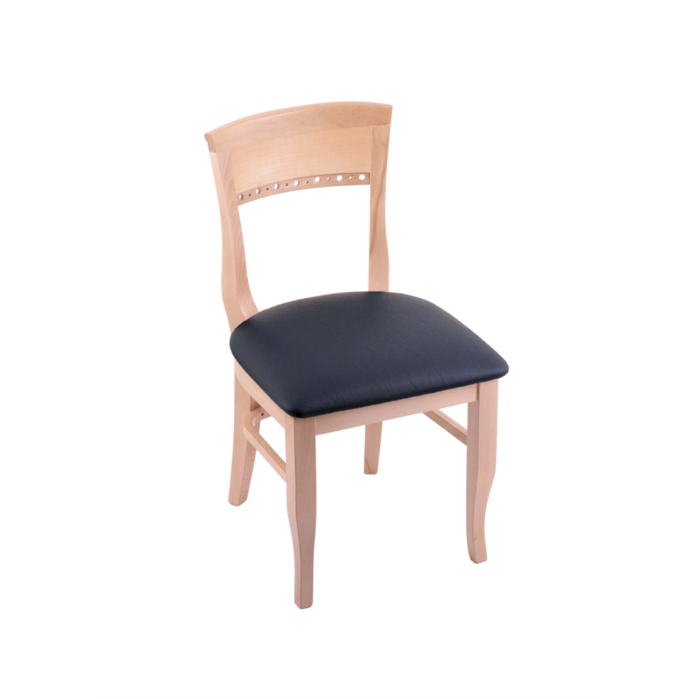3160 18quot Chair with Natural Finish Allante Dark Blue Seat : 62316018nataldkbl from www.bisonoffice.com size 1000 x 1000 jpeg 109kB