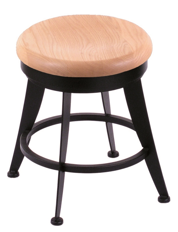 900 Laser 18 Quot Vanity Stool With Black Wrinkle Finish