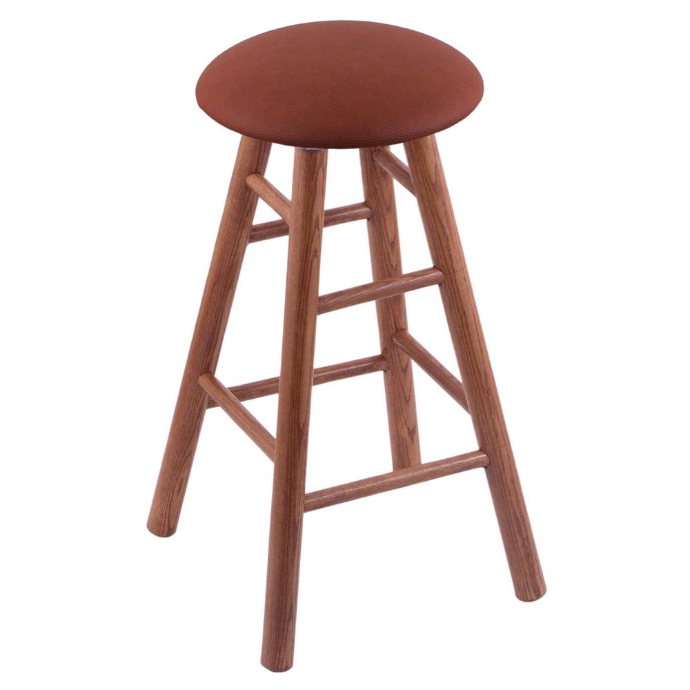 XL Oak Bar Stool in Medium Finish with Rein Adobe Seat : 62rcosmedreiado from www.bisonoffice.com size 1000 x 1000 jpeg 200kB