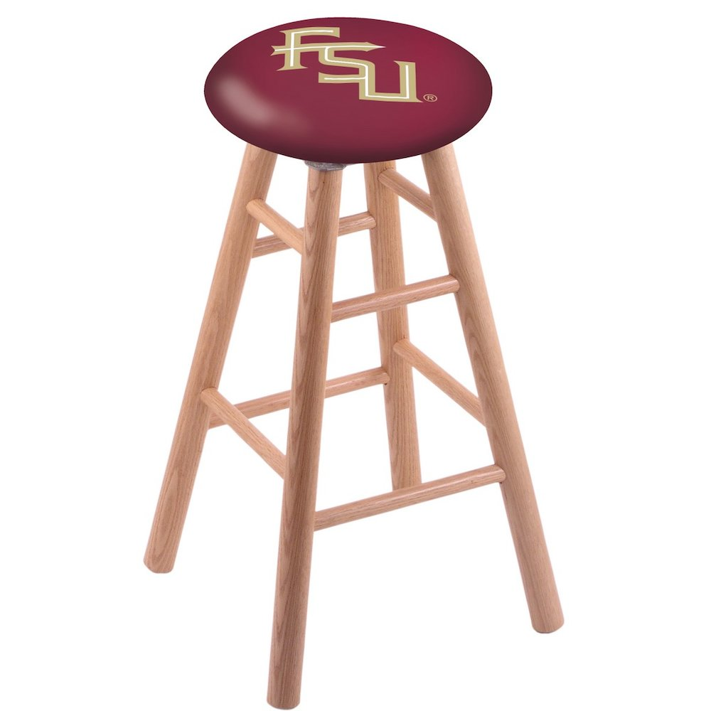 Florida state script extra tall bar stool