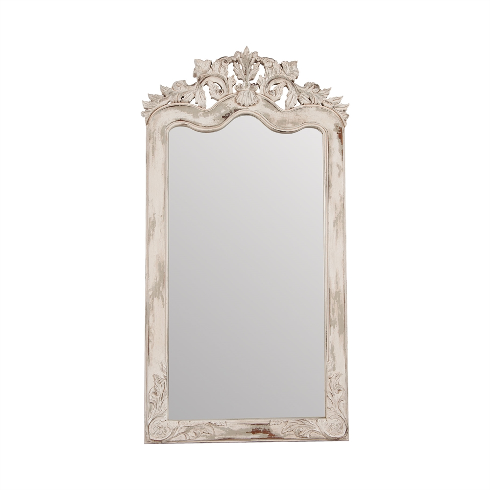 Crossroads Florentine Floor Mirror. Picture 1