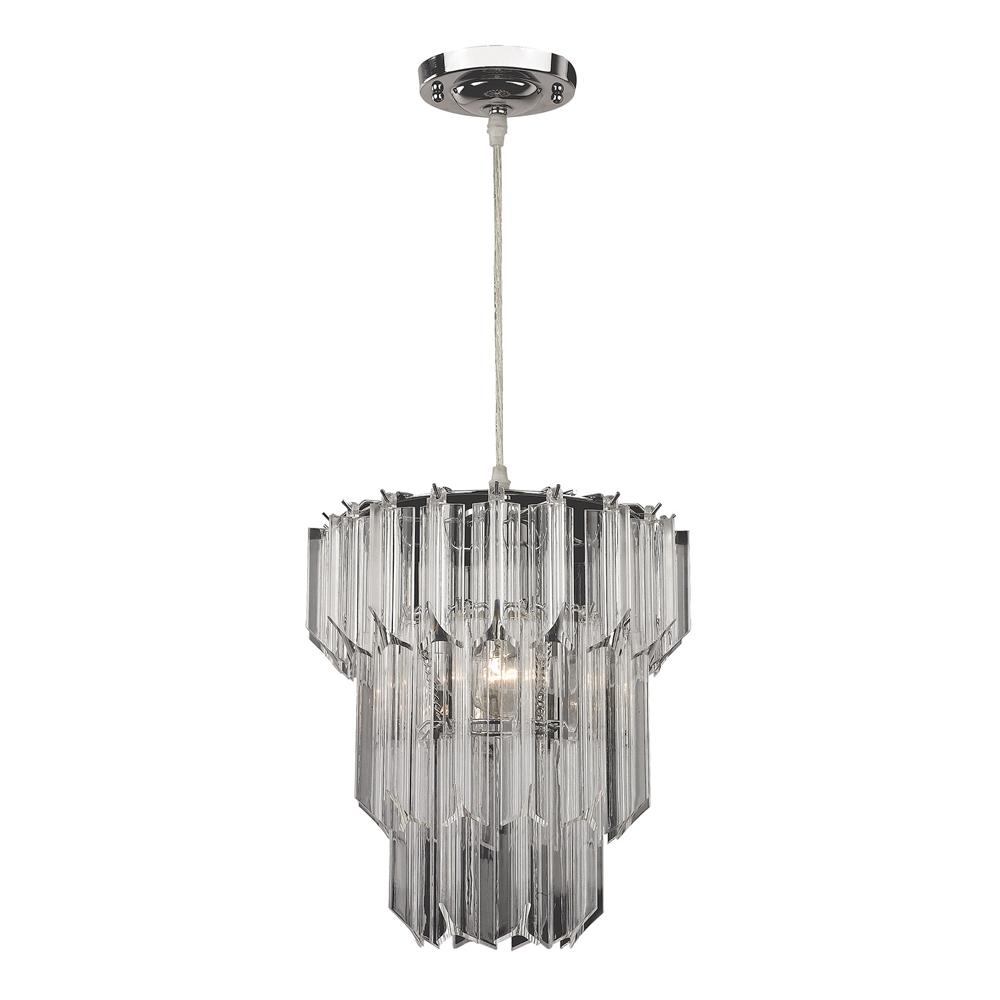 Ice crystal acrylic pendant lamp aloadofball Image collections