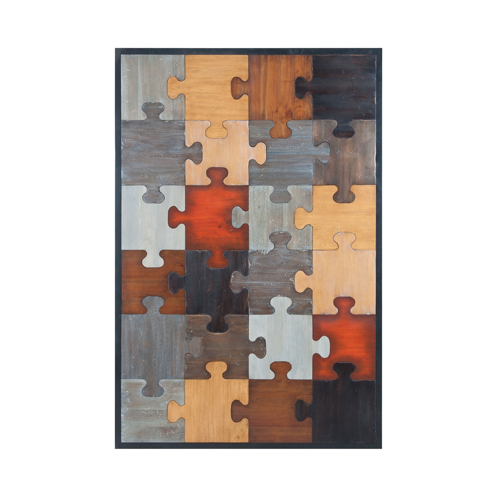 Puzzled. Picture 1