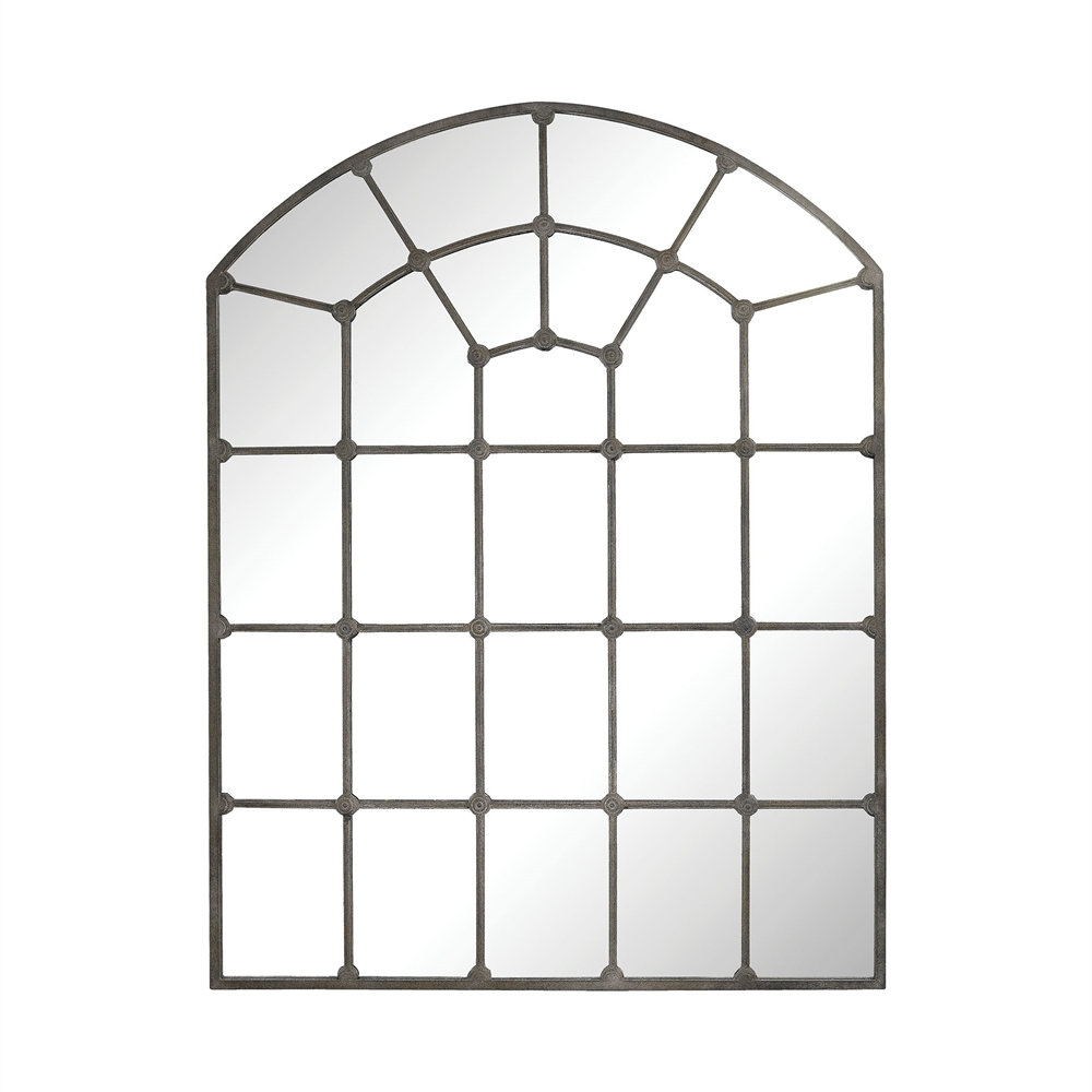 Parisian Loft Window Pane. Picture 1