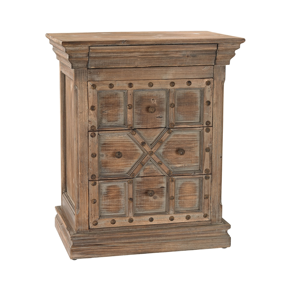Jinkoh Chest - Short. Picture 1