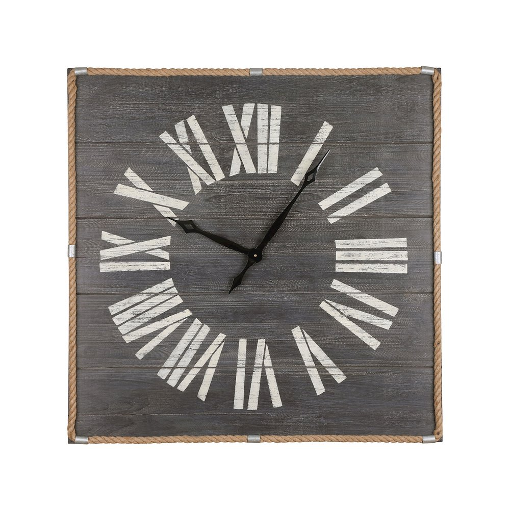 Rum Cay Wall Clock. Picture 1