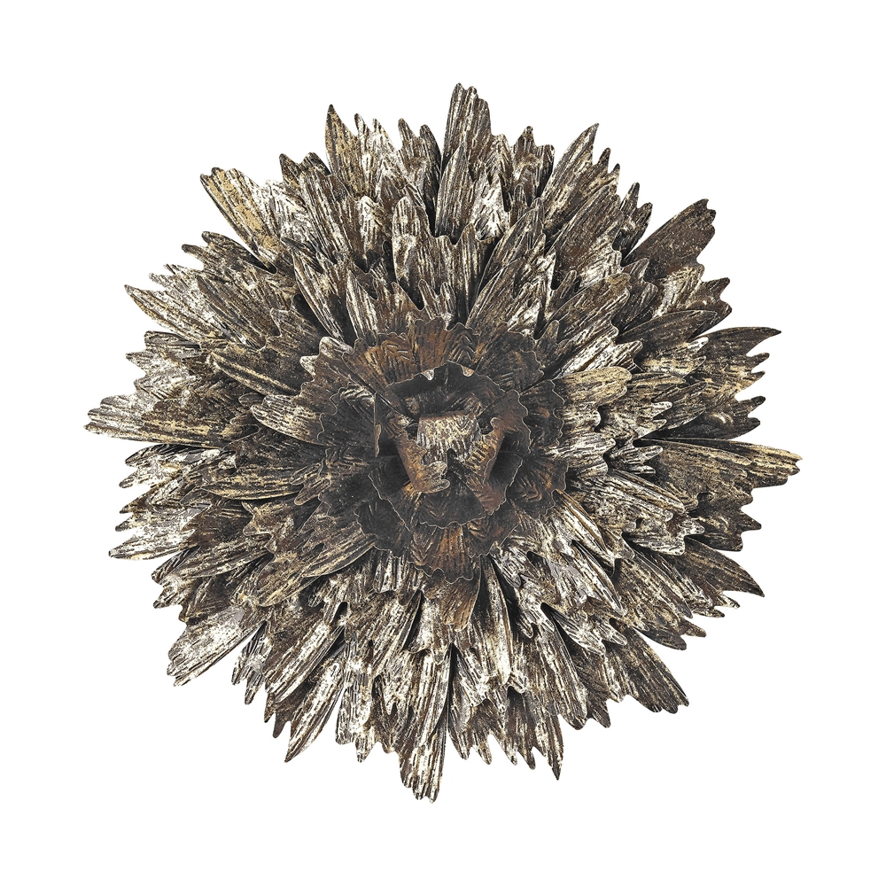 Metal Foliage Explosion. Picture 1