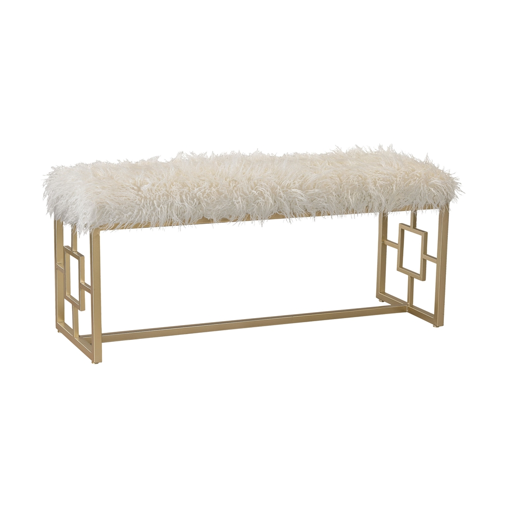 Betty Retro Double Bench. Picture 1
