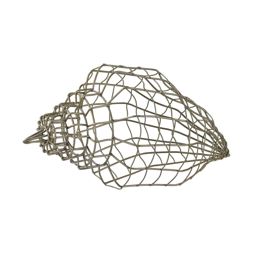 Descartes Decorative Openwork Shell. Picture 1