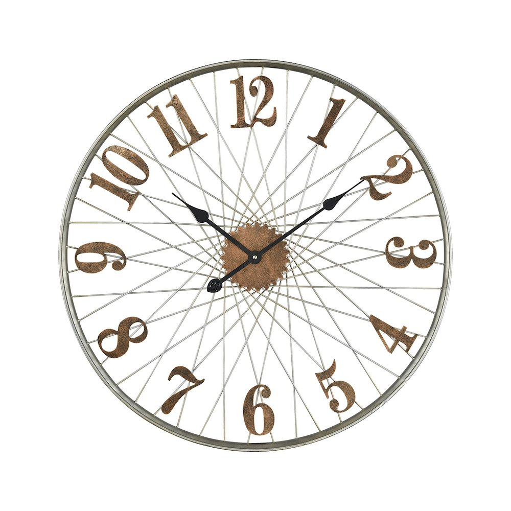 Moriarty Wall Clock. Picture 1