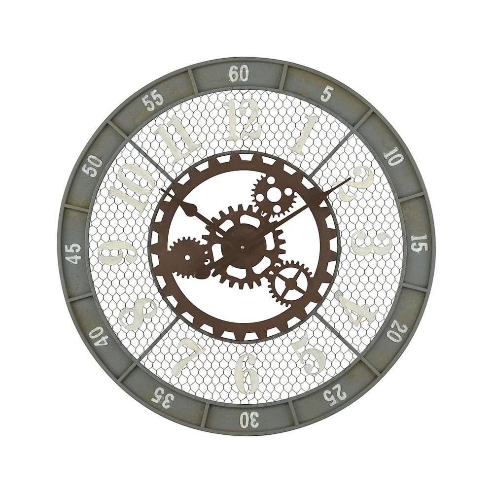 Roadshow Wall Clock. Picture 1