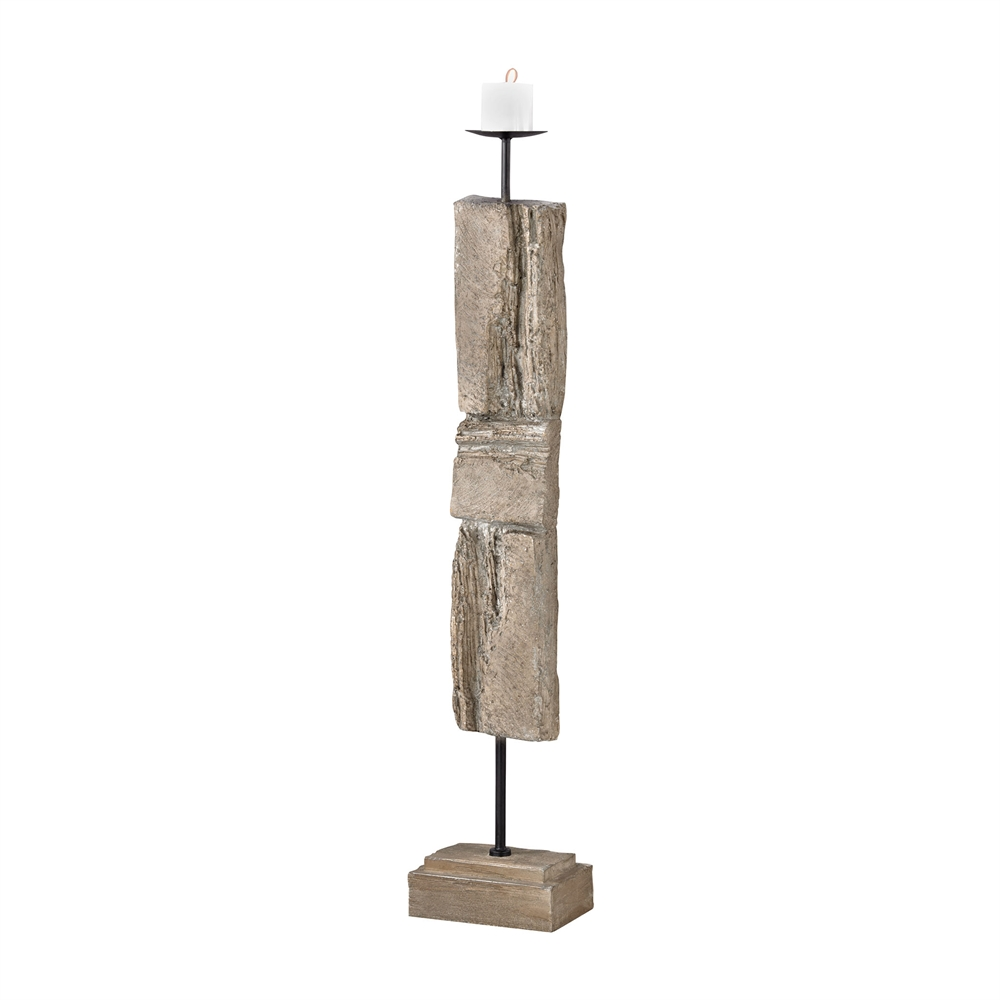 Acueducto Candle Holder. Picture 1