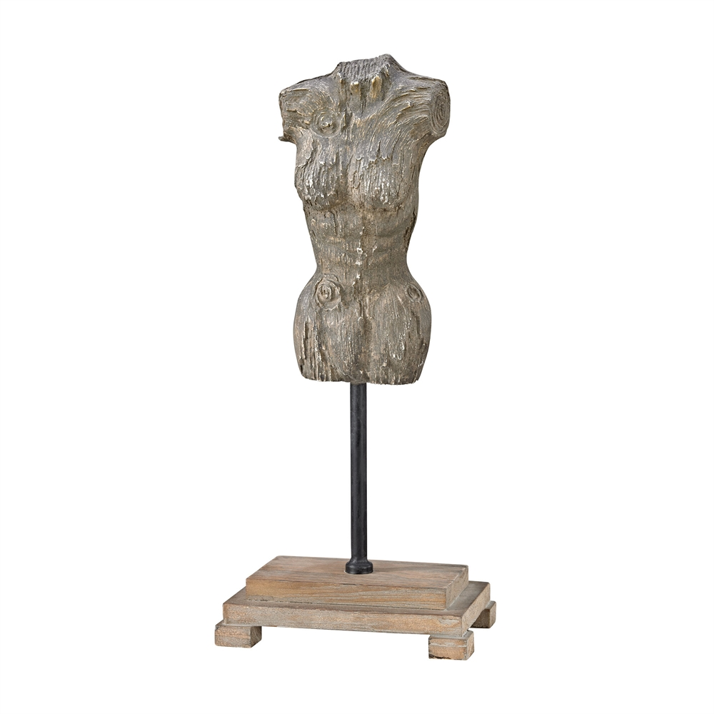 Contrapposto Virtus Sculptural Stand. Picture 1