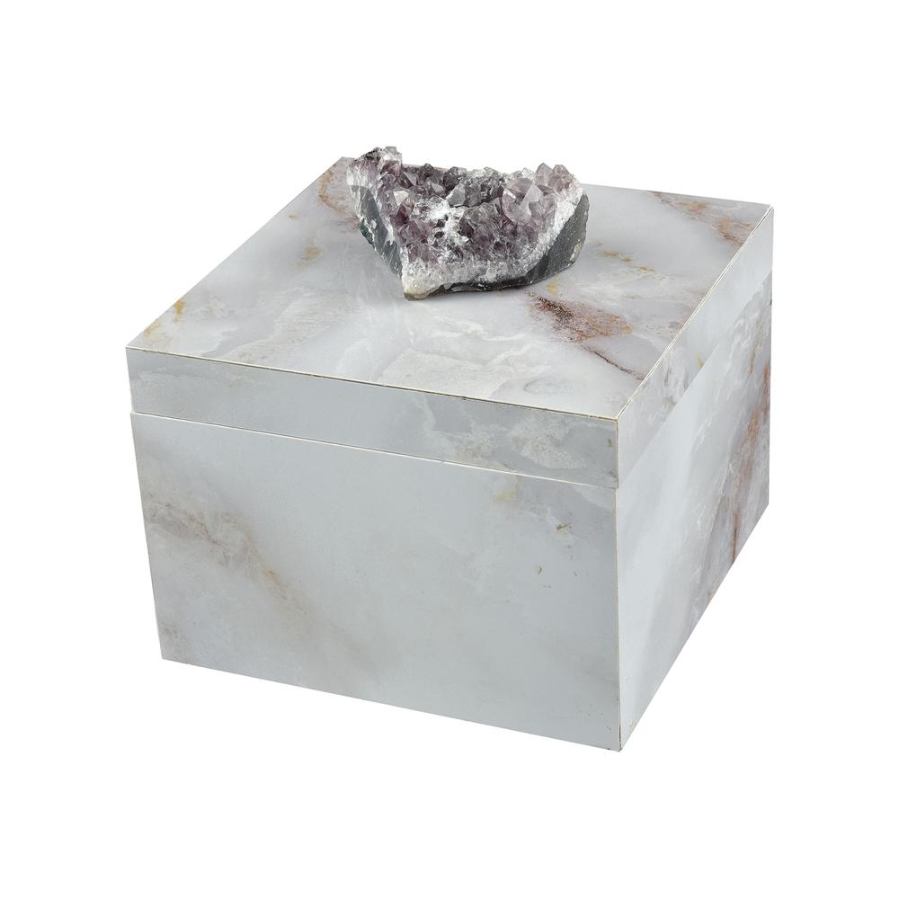 Ekaterina Decorative Box. Picture 1