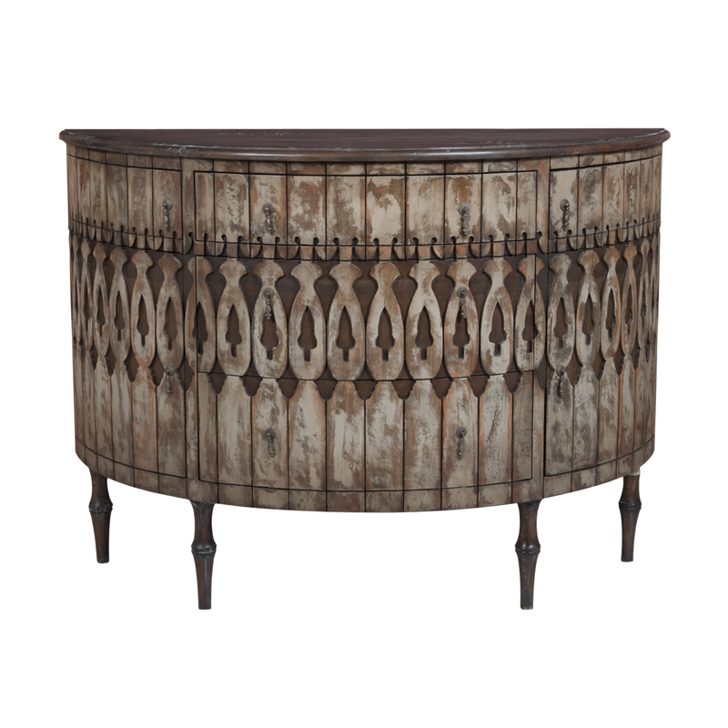 Artifacts Demilune Sideboard. Picture 1