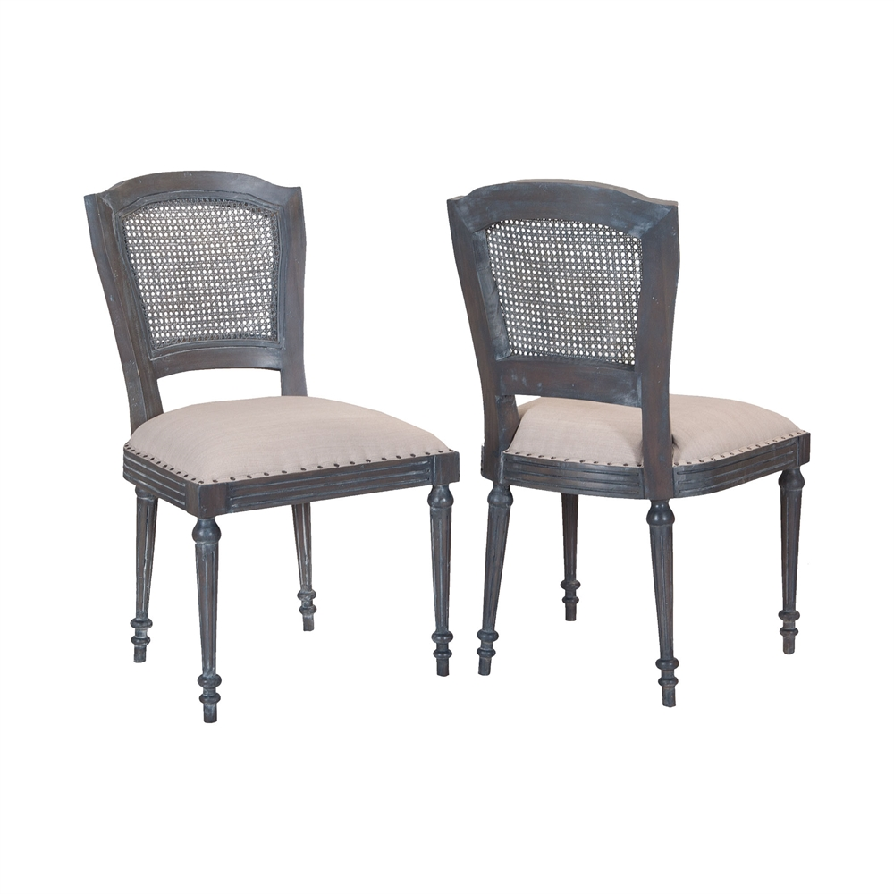 Chelsea Side Chairs - Set of 2. Picture 1