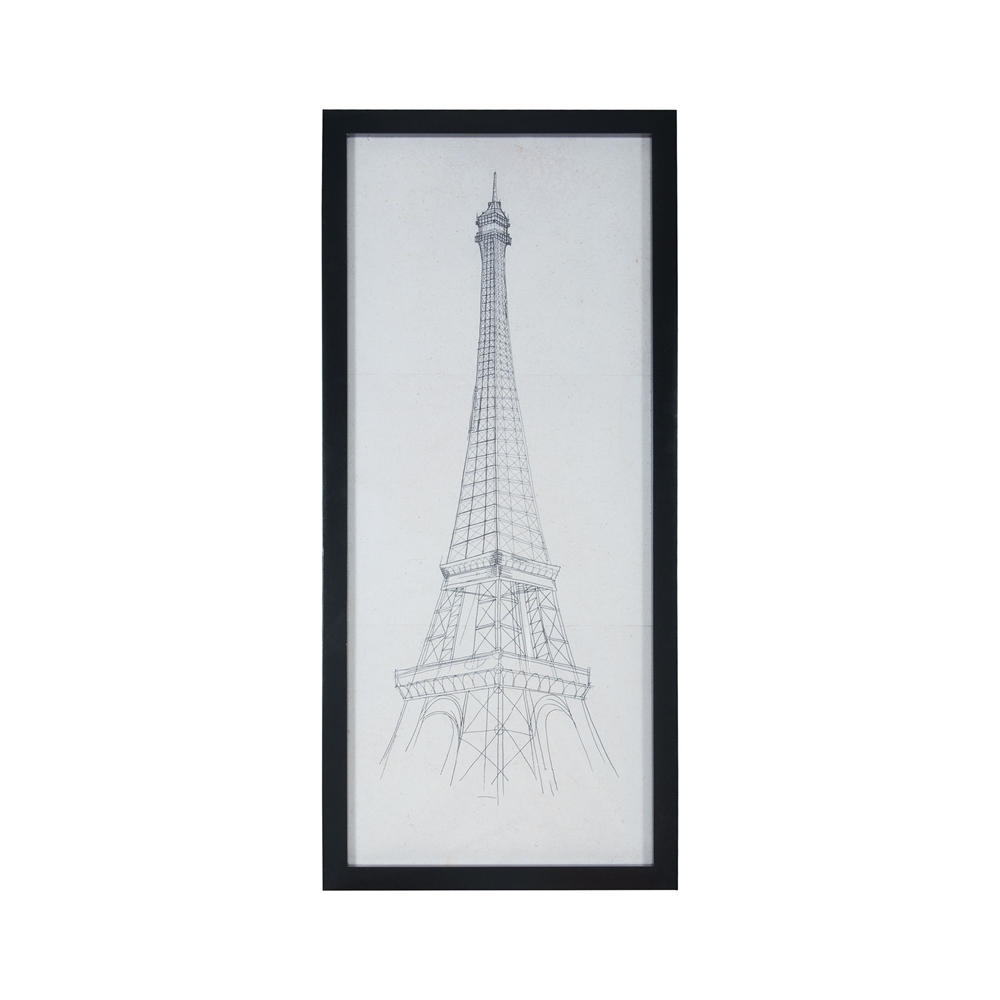Eiffel Tower. Picture 1
