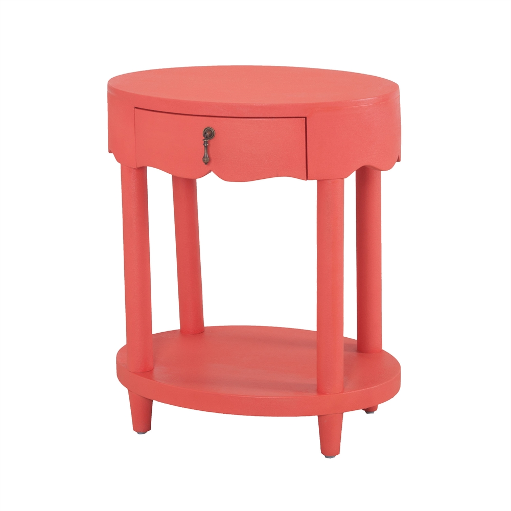 Barbados Accent Table. Picture 1