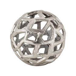 Aluminum Organic Balls - Set of 2. Picture 1
