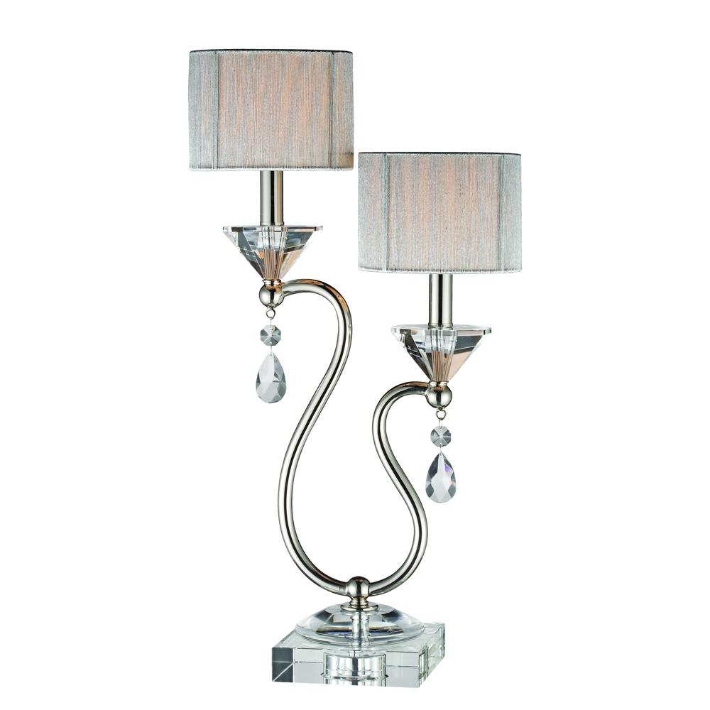 Krystal Table Lamp. Picture 1