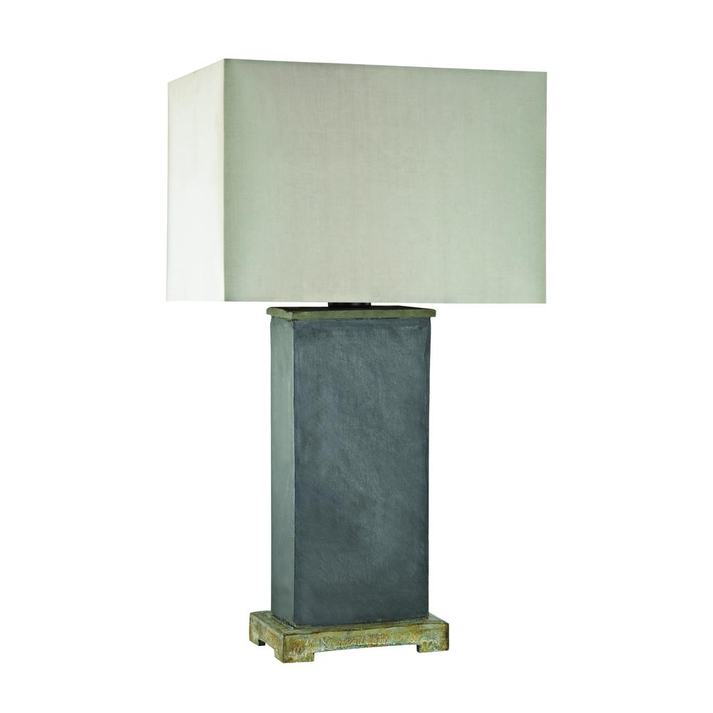 Elliot Bay Outdoor Table Lamp. Picture 1