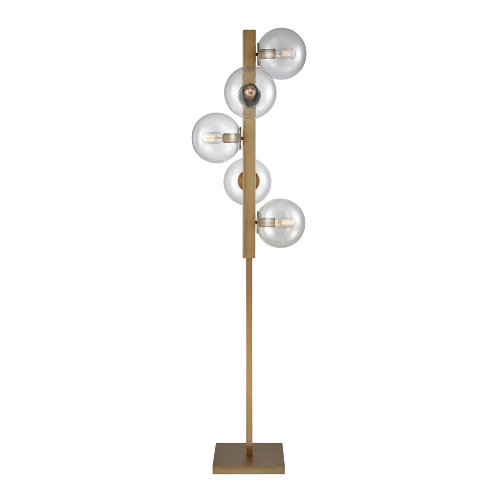 Prospect Ave Floor Lamp. Picture 1