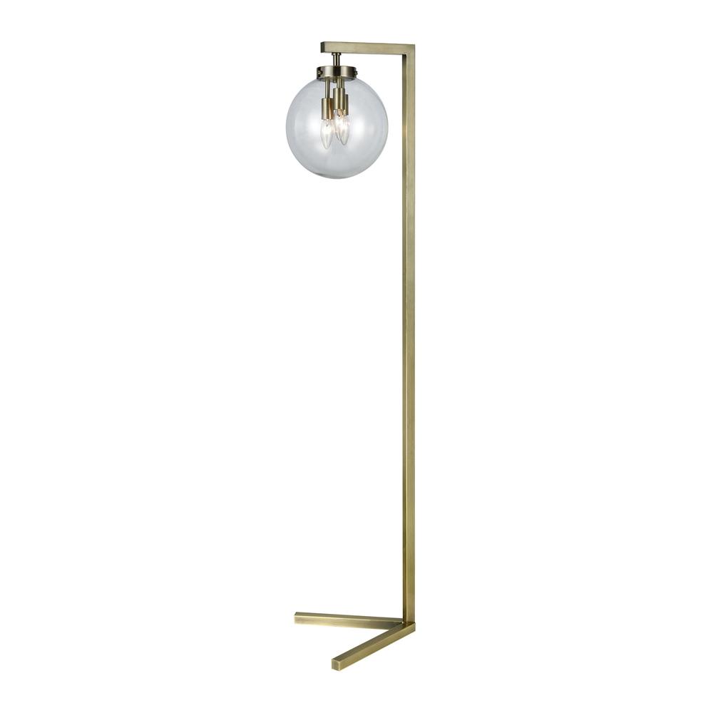 Carnegie Hill Floor Lamp. Picture 1