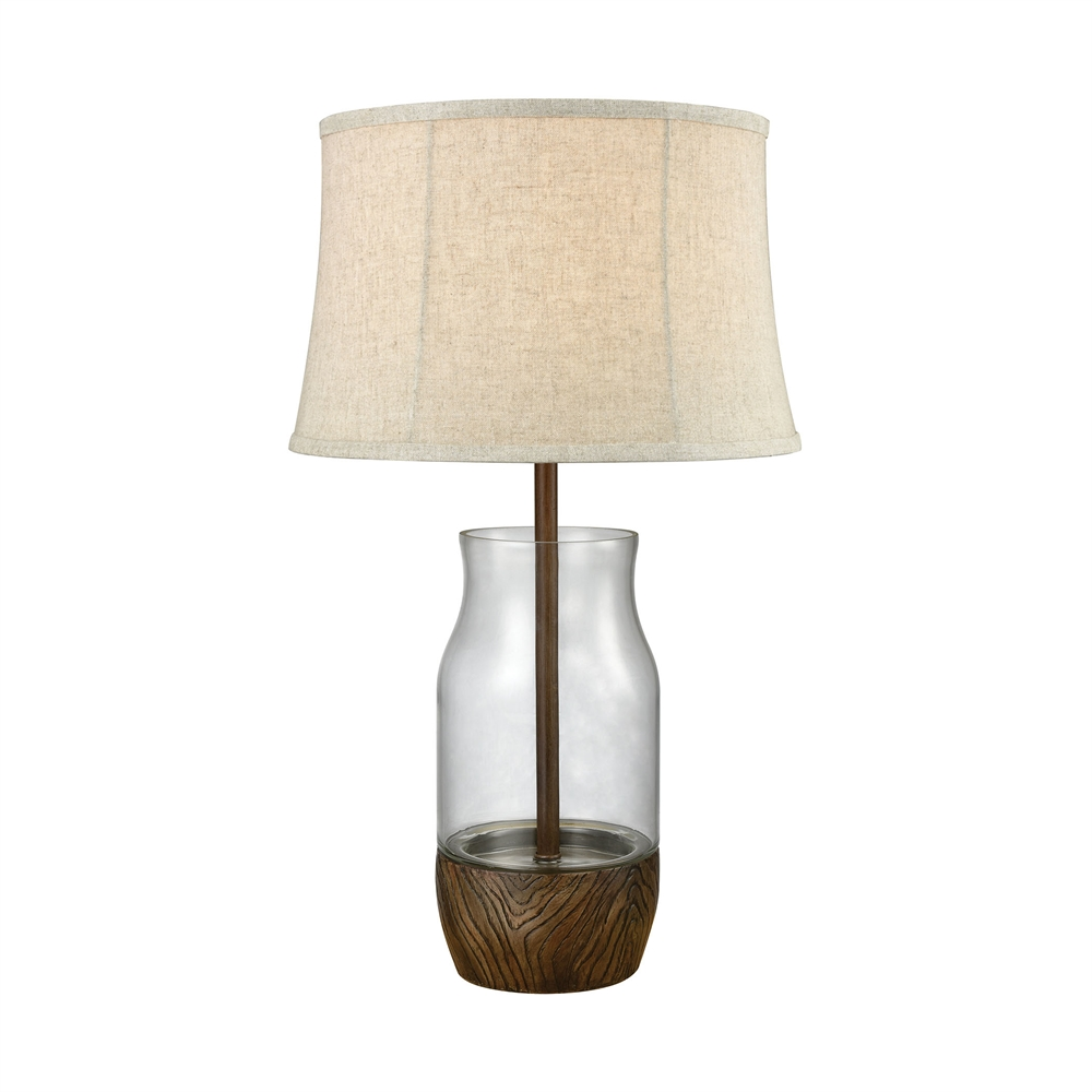 Camarillo Outdoor Table Lamp. Picture 1
