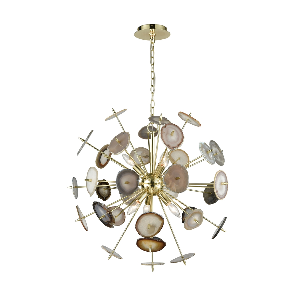 Galileo Chandelier. Picture 1