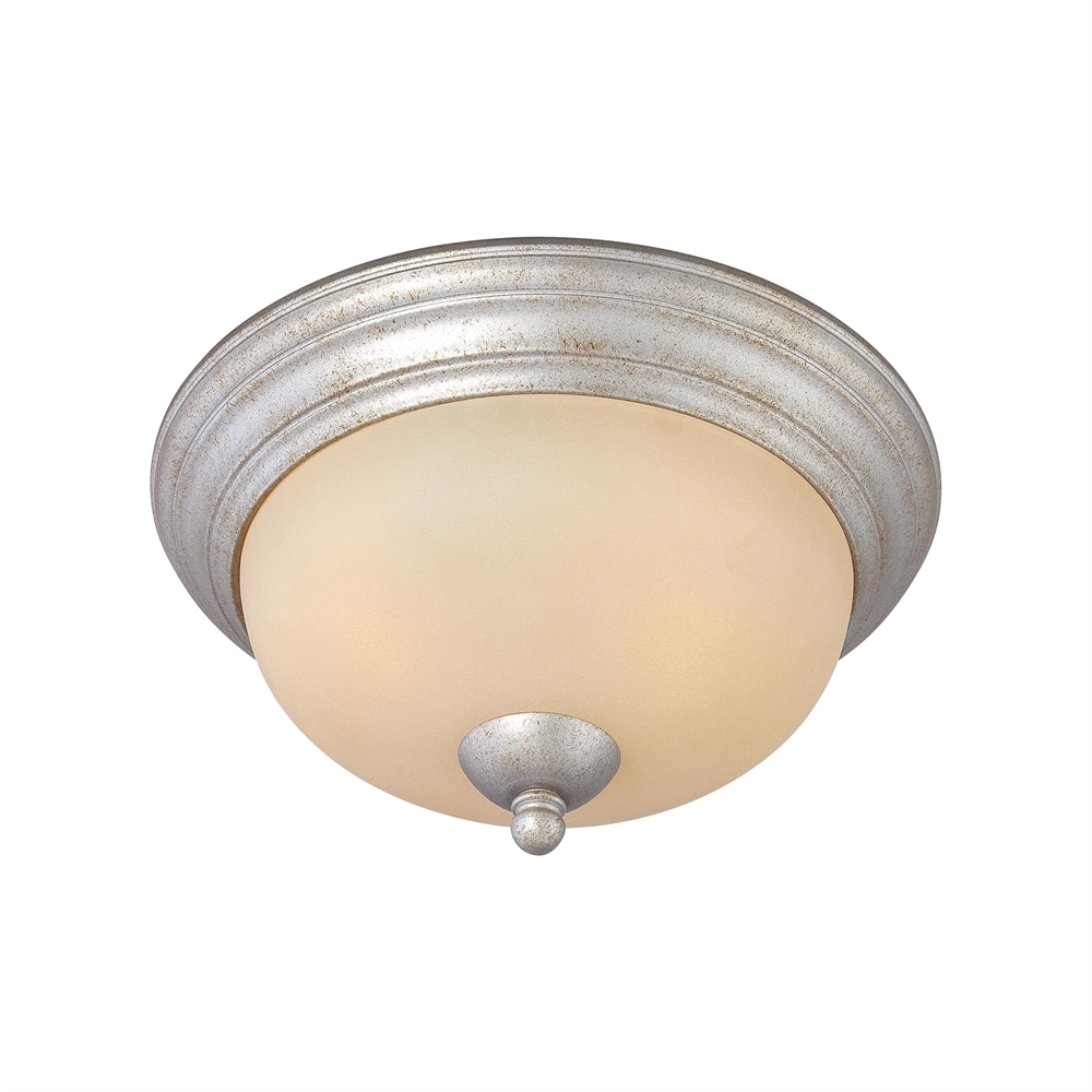 Triton Ceiling Lamp Moonlight Silver 2X. Picture 1