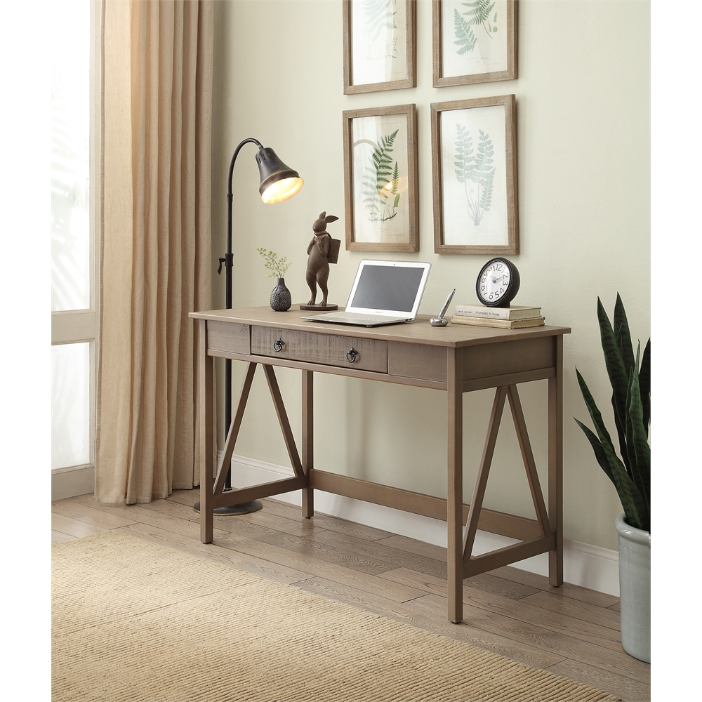 Rustic Home Office Interior Design: Rustic Home Office Desks