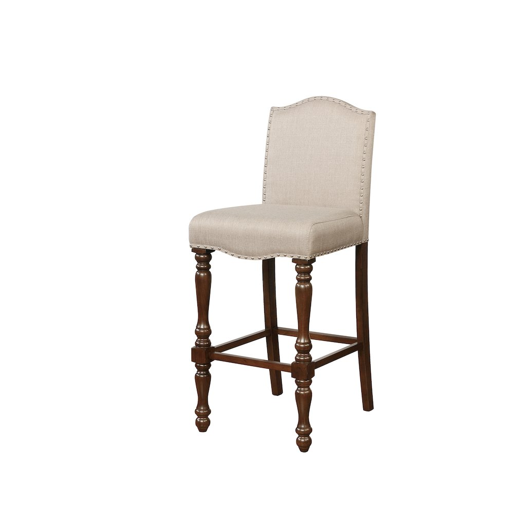 Willow Bar Stool. Picture 1