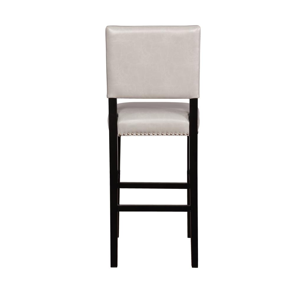 Blake Dove Gray Bar Stool