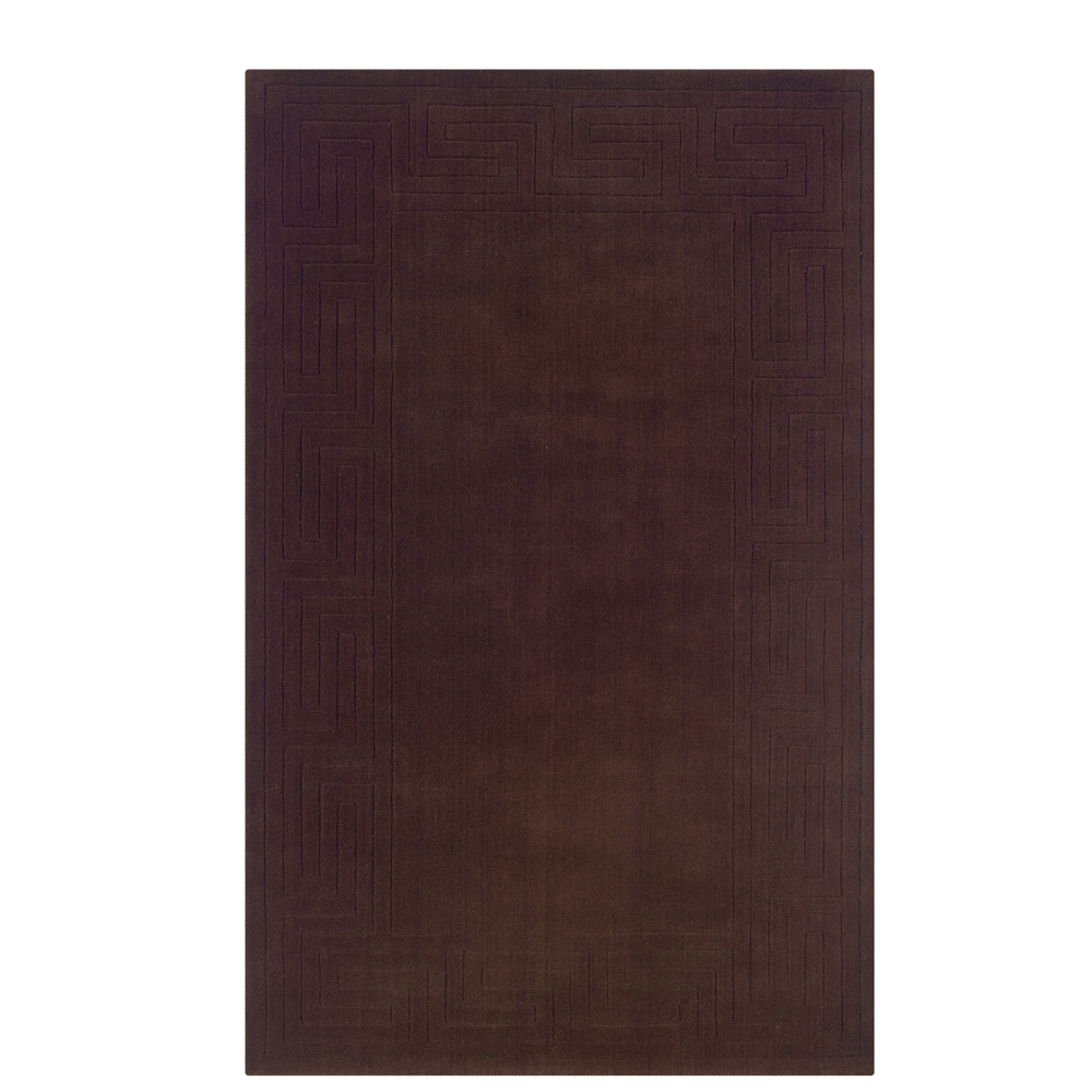 Classic French Roast  5 x 8 Rug. Picture 1