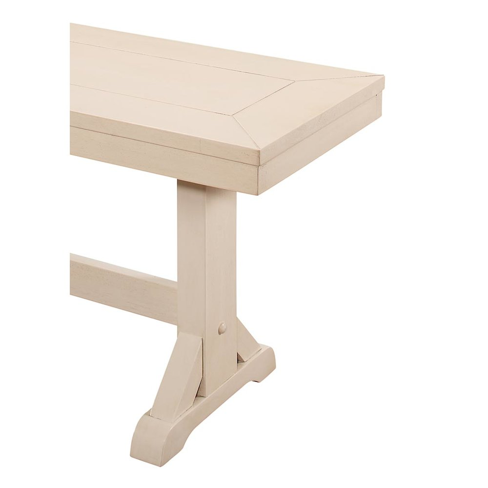 """48"""" Millwright Wood Dining Bench"""