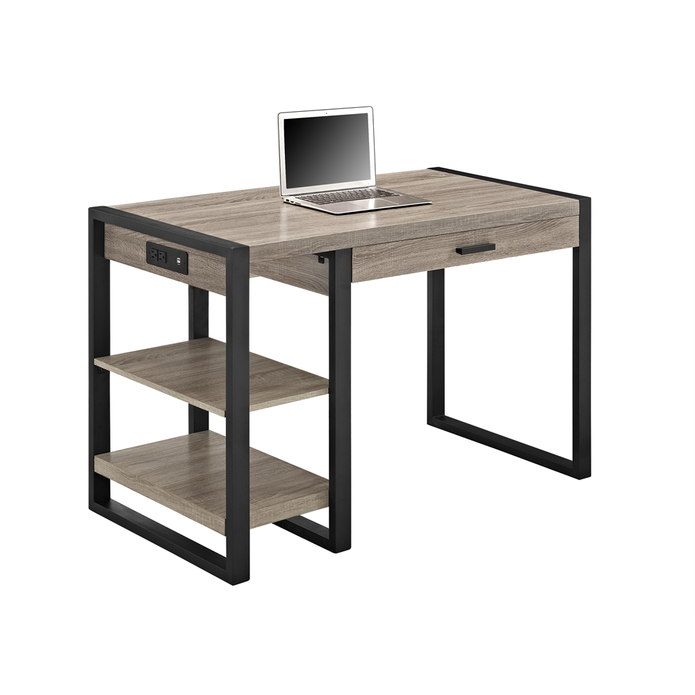 48 Quot Urban Blend Computer Desk