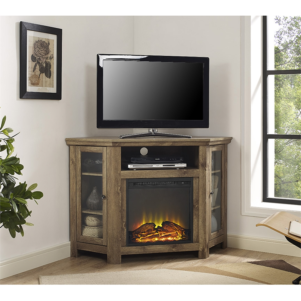 title | Corner Fireplace Tv Stand For 55 Inch Tv