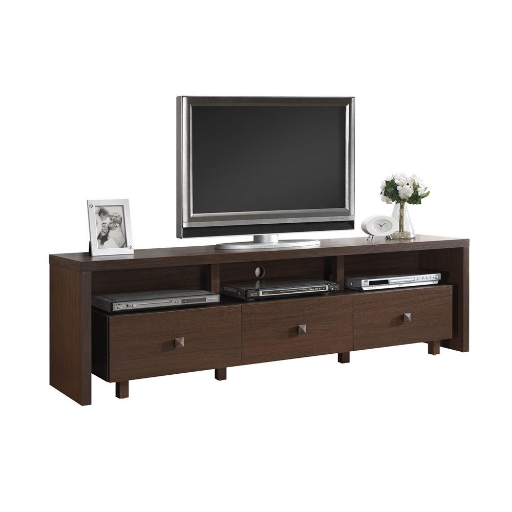 Elegant Tv Stand For Tv S Up To 70 Quot With Storage Color