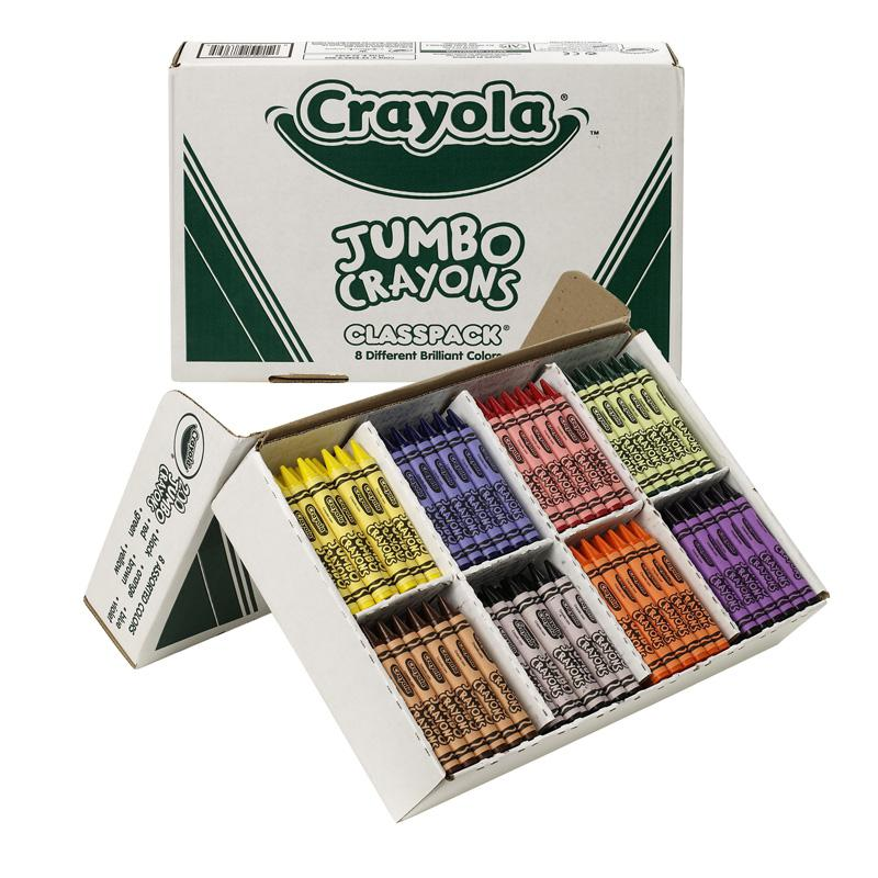 Crayons So Big Class Pack 200ct