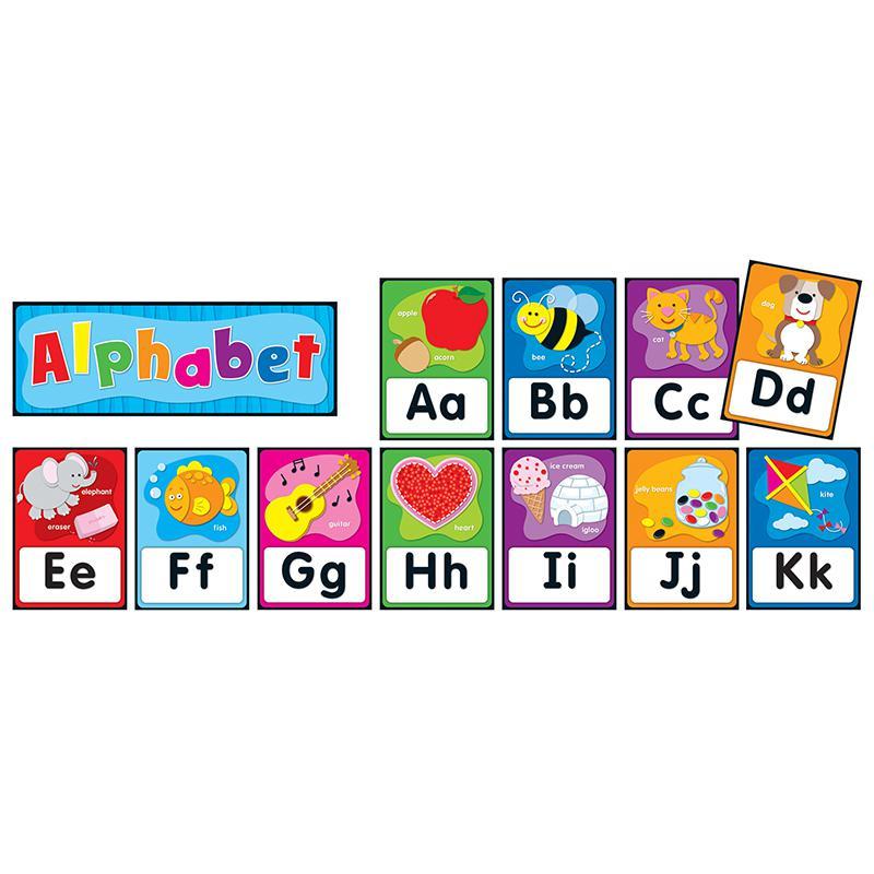 ... Photos - Carson Dellosa Color Alphabet Preschool Printable Worksheet