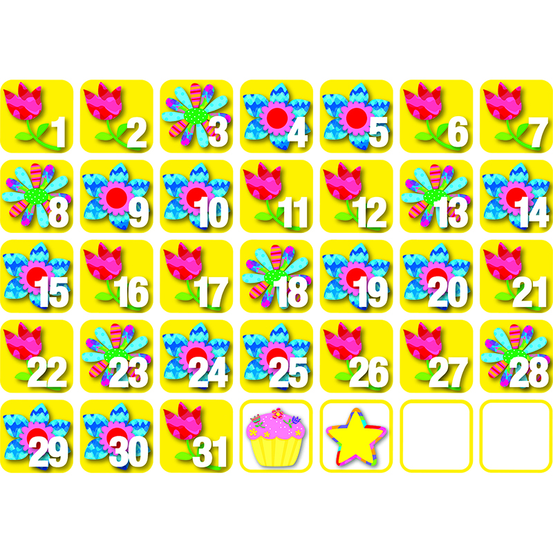 Creative Teaching Press Pp Seasonal Calendar Days May