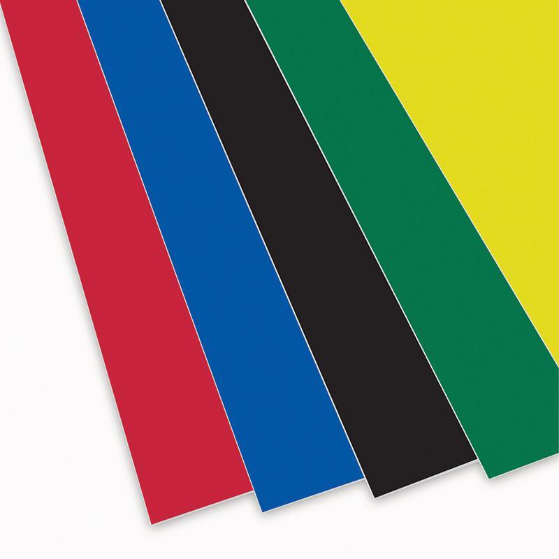 Asst Color 10pk Foam Board 20x30