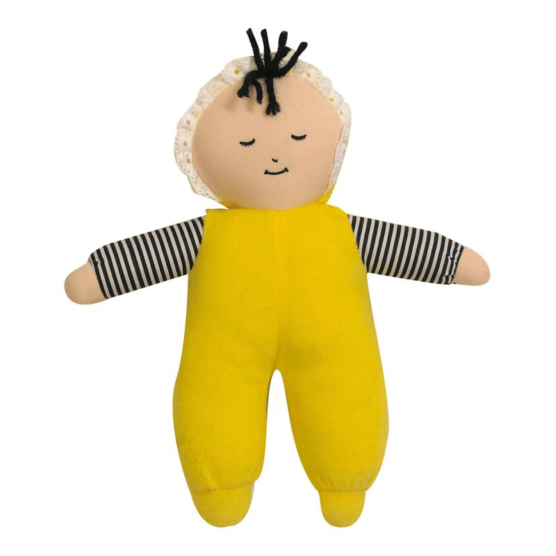 Baby'S First Doll Asian Girl. Picture 1