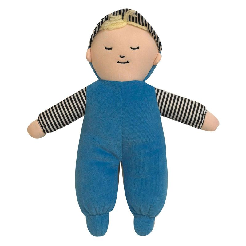 Baby'S First Doll Caucasian Boy. Picture 1