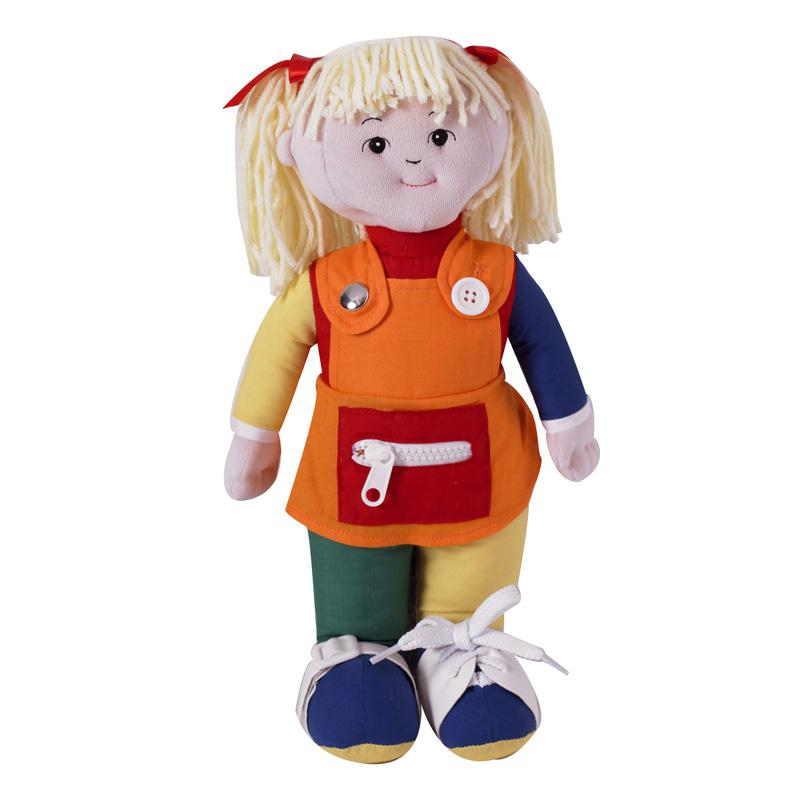 Educational Toys including learn to dress doll, soft ...