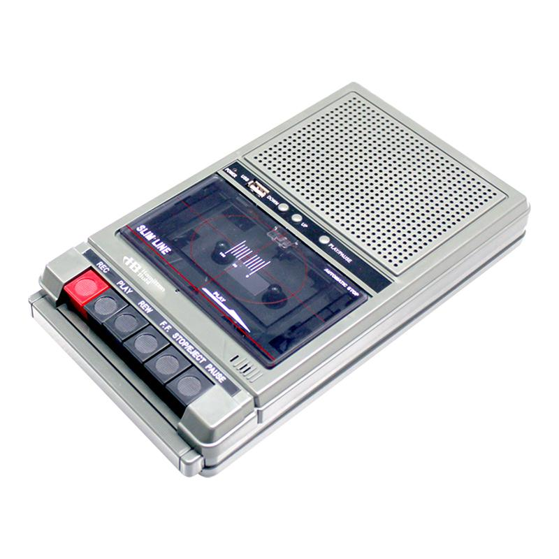 the cassette recorder essay In the 1950s, magnetic tape looked like the obvious replacement for the disc, but it fizzled it came roaring back in the early 1960s in the form of the phillips compact cassette, today simply called the cassette.