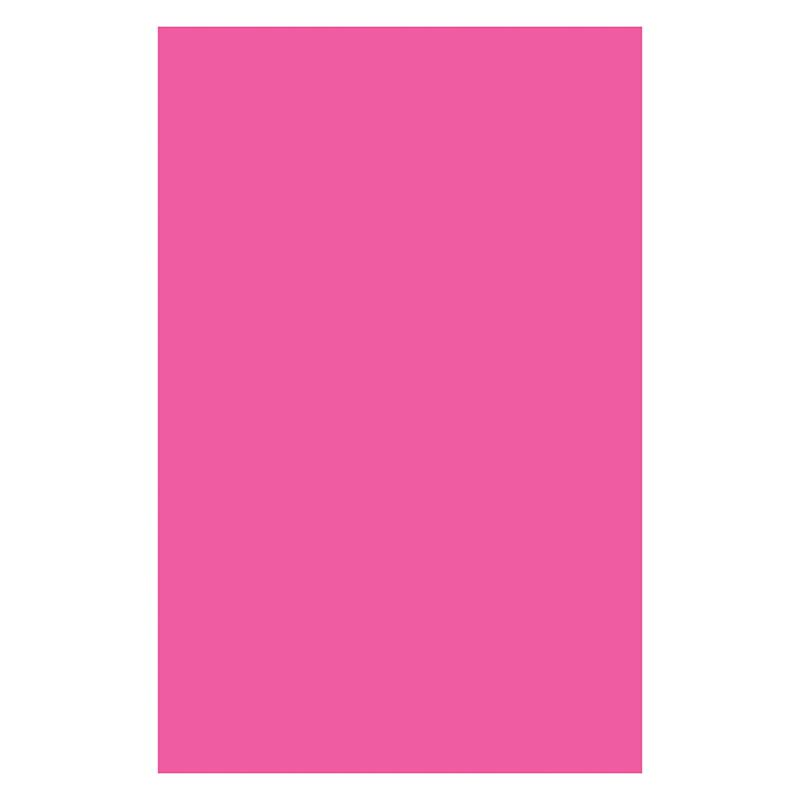 Plastic Art Sheets 11x17 Hot Pink