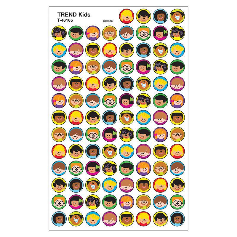 Trend Enterprises Superspots Stickers Trend Kids
