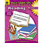 Daily Warm-Ups: Reading, Grade 5, Paperback, 176 Pages. Picture 2